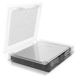 "RAIDSONIC Plastový externý box pre 1x 2,5"" HDD"
