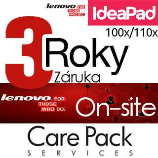 LENOVO Rozšírenie 3r OnS/2r Depot IdeaPad 100/110