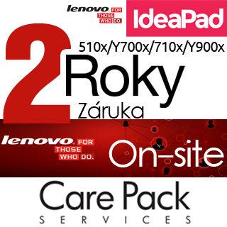 LENOVO Rozšírenie 2r OnS/2r Depot IdeaPad 510/710x