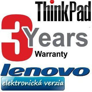 LENOVO Rozšírenie záruky 3YR Depot ThinkPad EDGE