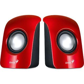 Reproduktory GENIUS  -- SP-U115 red