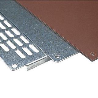 ARIA 64 doska montážna kovová 550x350x2