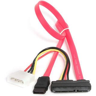 Serial ATA III dátový a napájací combo kábel