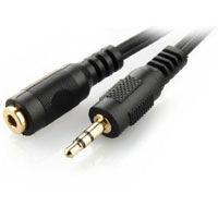 Kábel audio predlžovací 3,5mm jack, 5m