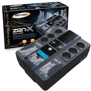 INFOSEC Zen-X 600 66070