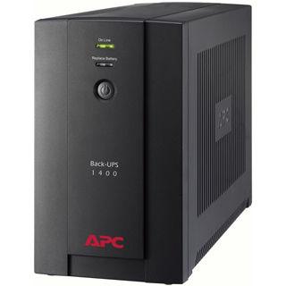 APC Back UPS 700W / 1400VA BX1400U-FR