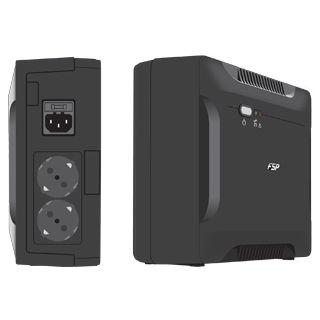 Fortron - NANO600 UPS 360W - 600VA PPF3600210