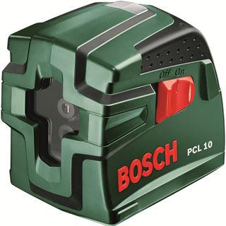 BOSCH PCL 10 krížový laser