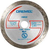 DREMEL DSM540 diamantový kotuč na dlaždice