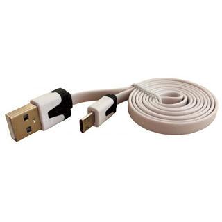 inHOUSE prepojovací kábel z USB 2.0 na micro USB