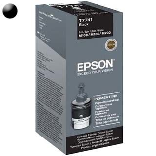 EPSON Cartridge C13T77414A black