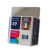 HP Cartridge 51649A  6xx COLOR 49