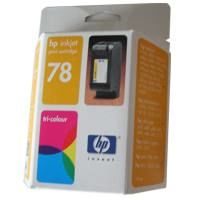 HP Cartridge C6578D  COLOR 78 19ml