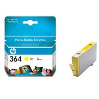 HP Cartridge CB320EE Yellow 364