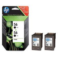 HP Cartridge C9502AE BLACK HP 56