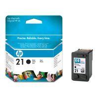 Renovácia náplne HP C9351AE HP Black Cartridge HP21 HP no.21 HP 21 - C9351AE