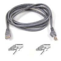 Patch kábel Cat6, FTP - 5m , šedý