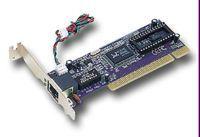 Repotec (PCI, 10/100Mbps, Realtek, WOL) - low prof.
